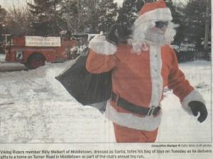 Newport Daily News Christmas 2009