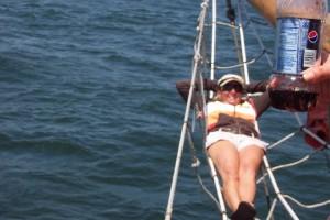 Aurora Boat Sail 2009