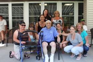 Pops Pine Visit 2011
