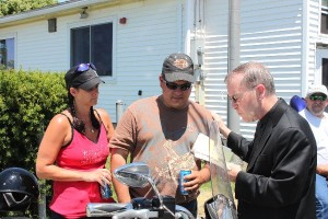 Blessing of the Bikes 2012