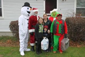 Christmas Toy Run 2012