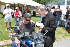 Blessing of the Bikes 2013